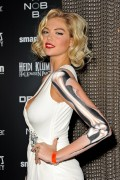 Kate Upton at Heidi Klum's 12th annual Halloween party at the PH-D Rooftop Lounge at Dream Downtown, 31 October, x18