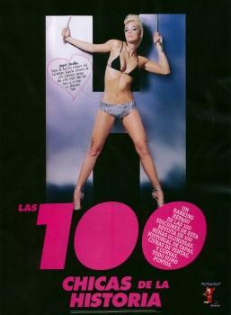 Revista H noviembre 2011 : Las mejores Putas