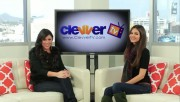 Victoria Justice ClevverTv Interview December 2nd 2011