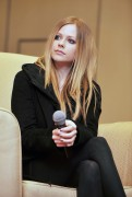 Аврил Лавин, фото 13961. Avril Lavigne Press Conference For The New Year Gala In Wuhan China - December 30, 2011, foto 13961