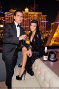 Kourtney Kardashian - Hosting New Years Eve Party at Chateau Las Vegas - 12/31/11 - HQ's
