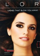 Penelope Cruz-L'Oreal Adverts