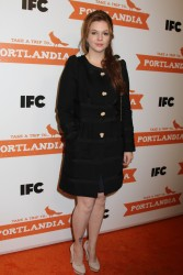 Амбер Тамблин, фото 1134. Amber Tamblyn 'Portlandia' Season 2 Premiere screening in New York - 05.01.2012, foto 1134