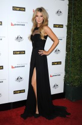 Дэльта Гудрэм, фото 1570. Delta Goodrem G'Day USA Black Tie Gala in Hollywood - 14.01.2012, foto 1570