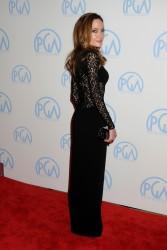 Анджелина Джоли, фото 7451. Angelina Jolie - Producers Guild awards, january 21, foto 7451