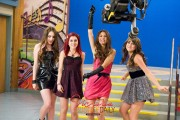 Victoria Justice,Ariana Grande,Elizabeth Gillies,Daniella Monet in Exclusive Opening Credit Pics