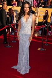 Ная Ривера, фото 153. Naya Rivera 18th Annual Screen Actors Guild Awards at The Shrine Auditorium in Los Angeles - 29.01.2012, foto 153