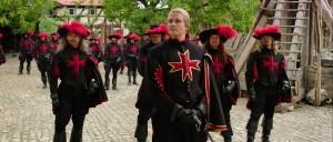 Trzej muszkieterowie / The Three Musketeers (2011) PL.720p.BRRip.XviD.AC3-ELiTE *dla EXSite.pl*
