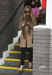 Эмма Бантон, фото 2267. Jan. 23th - London - Emma Bunton Leaving ITV Studios, foto 2267