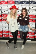 Люси Хейл, фото 573. Lucy Hale Launch of Converse's new West Coast Flagship Store in Santa Monica - February 15, 2012, foto 573