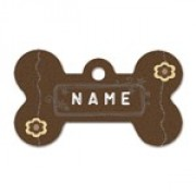 Free Personalized Dog Tag Template