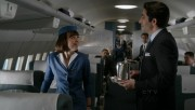 Karine Vanasse - Pan Am 1x14 '1964' (720p HD Screencaps)