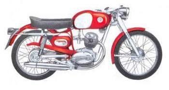 Beta bianchi 125 2t for Cerco moto gratis in regalo