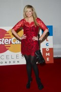 Эмма Бантон, фото 2296. Emma BuntonThe Brit Awards 2012 at The O2 Arena in London. 21.02.2012, foto 2296