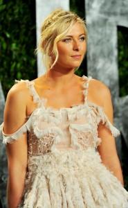 Мария Шарапова, фото 6379. Maria Sharapova 2012 Vanity Fair Oscar party - 26.2.2012, foto 6379