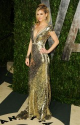 Marisa Miller @ 2012 Vanity Fair Oscar Party February 26, 2012 HQ x 2