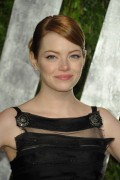 Эмма Стоун, фото 1695. Emma Stone Vanity Fair Oscar Party, foto 1695