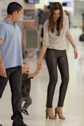 Миранда Керр, фото 3725. Miranda Kerr Sydney Airport arrival, february 28 / tagged, foto 3725,
