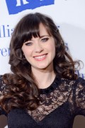 Зуи Дешанель, фото 1732. Zooey Deschanel Alliance For Children's Rights Annual Dinner in Beverly Hills - March 1, 2012, foto 1732