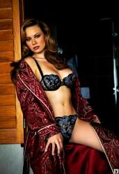 Кимберли Филлипс, фото 50. Kimberly Phillips Playboy - She's Smokin' (tagged):, foto 50