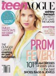 Ashley Benson - Teen Vogue April 2012