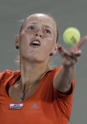 Каролин Возняцки, фото 1705. Caroline Wozniacki Dubai Duty Free Open, foto 1705