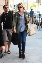 Али Лартер, фото 2622. Ali Larter - O&A shopping in Beverly Hills - (03/07/12), foto 2622