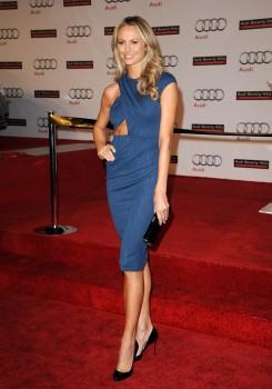 Стейси Кейблер, фото 2963. Stacy Keibler Grand opening of Audi Beverly Hills in LA, 08.03.2012, foto 2963