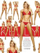 WWE Diva Kelly Kelly  Maxim India  March 2012 (x7)