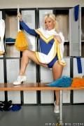 Криста Мур, фото 789. Crista Moore Cheerleader Distraction Set ( Mq & Tagg ), foto 789