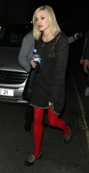 Fearne Cotton at the Riverside Studios in London 14th March x4