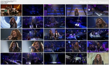 Demi Lovato - Give Your Heart A Break-American Idol Results Show - 15th March 2012