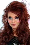 Amy Childs at Essex Fashion Week in London 8th April x5