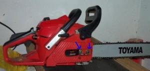 Fabrique un Extractor de Embrague Motosierra Toyama