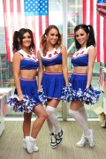 Rosie Jones, Emma Glover & India Reynolds - Cheerleaders - American Pie Photoshoot - Nuts May 2012  MQx 32