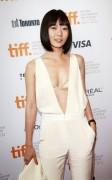 Bae Doona - 'Cloud Atlas' Toronto Film Fest 2012 Premiere Arrivals [5x]