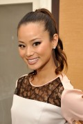 Jamie Chung - Get Glam Lounge at Fashion Week in NY 09/09/12
